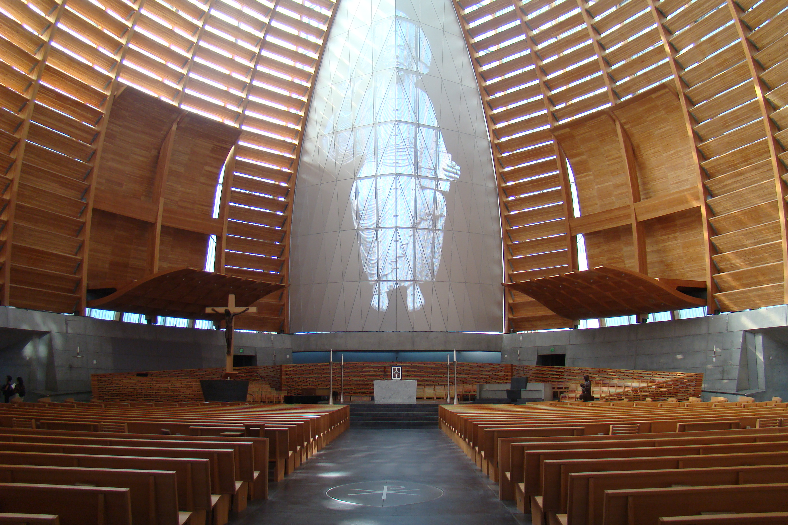 Cathedral of Christ the Light - altar