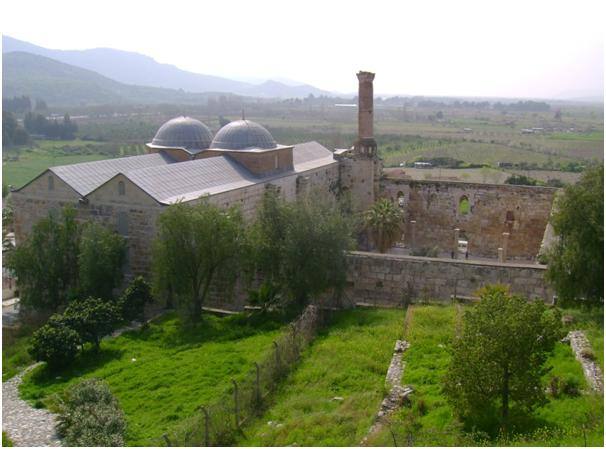 The Mosque of Jesus the Lord, Seljuk, Turkey