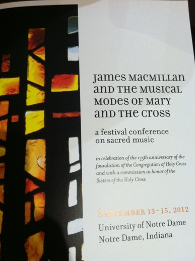 Program for the conference