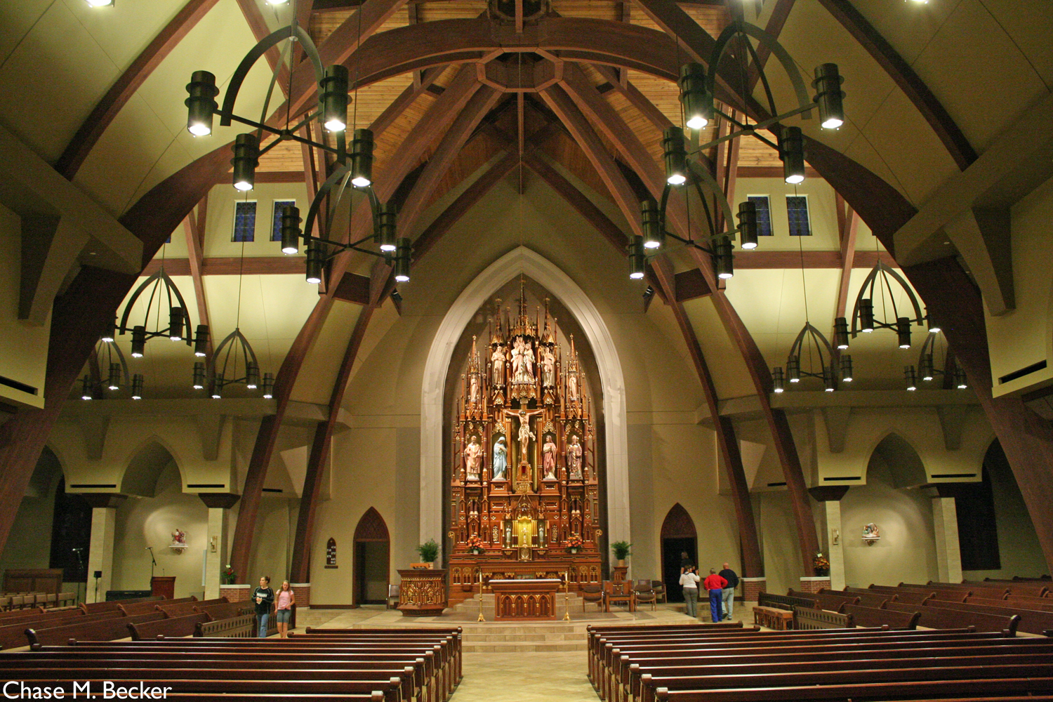 New Old In Church Architecture A Case Study Praytellblog