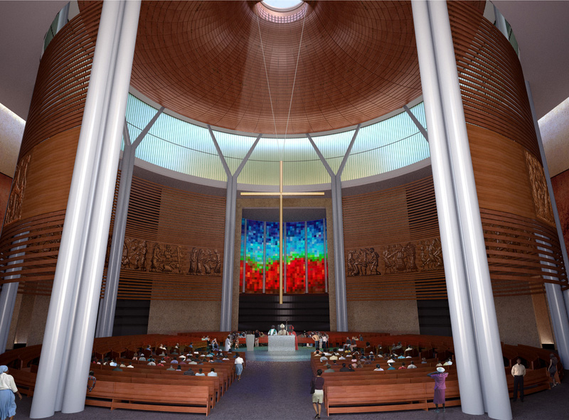Design For New Port Au Prince Cathedral Unveiled