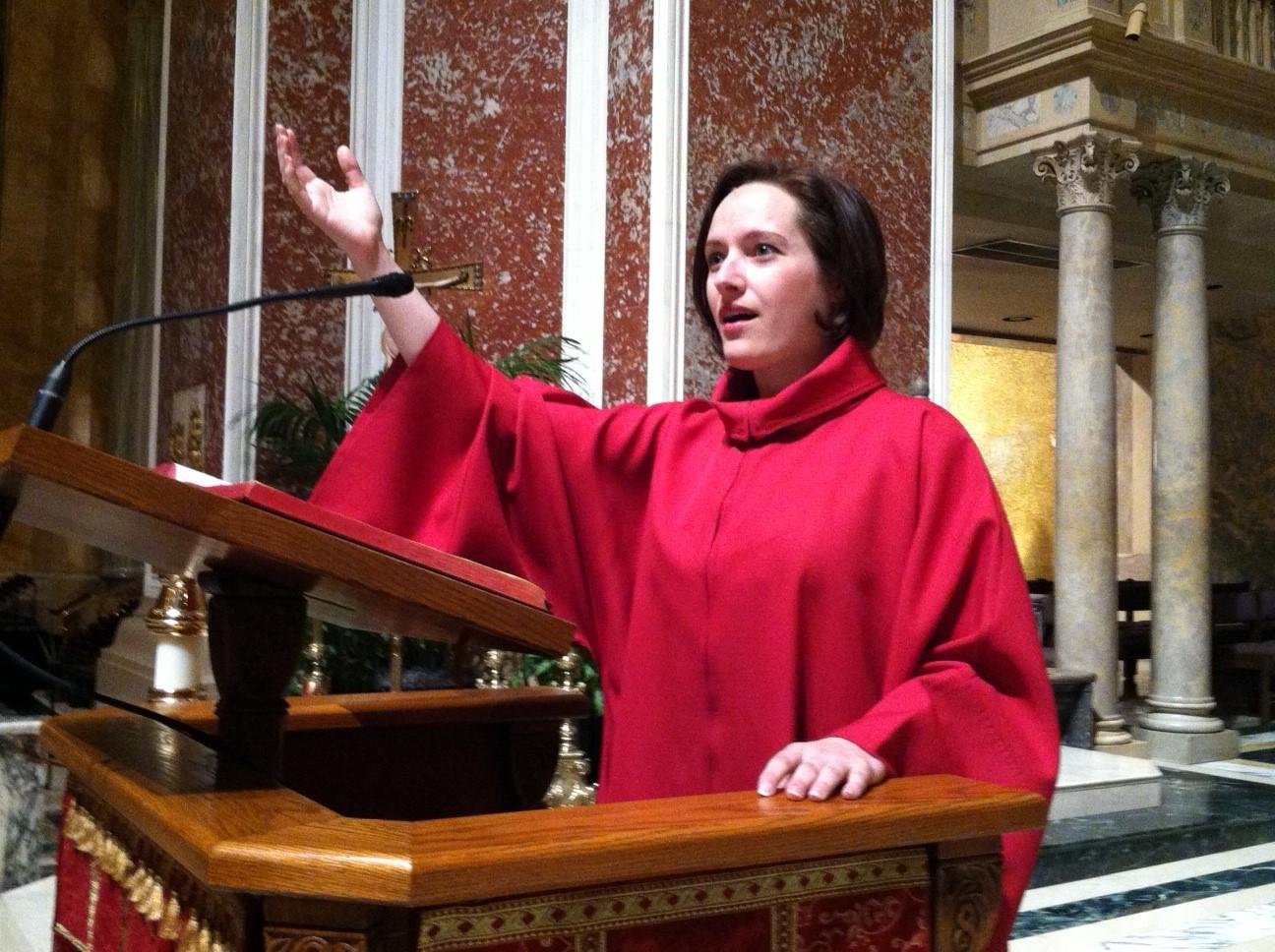 Margaret Brown, Cathedral of St Matthew the Apostle. Washington, D.C.