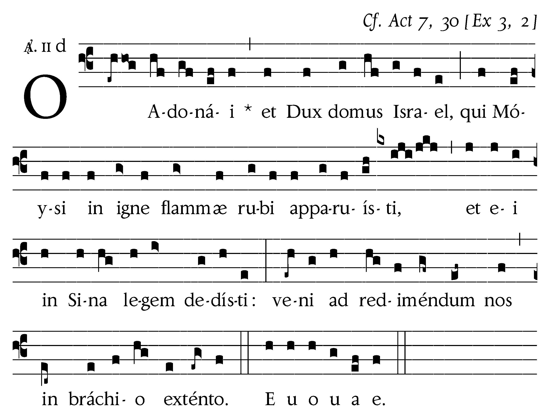 O Adonai copy