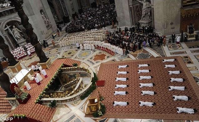Taken from Vatican Radio