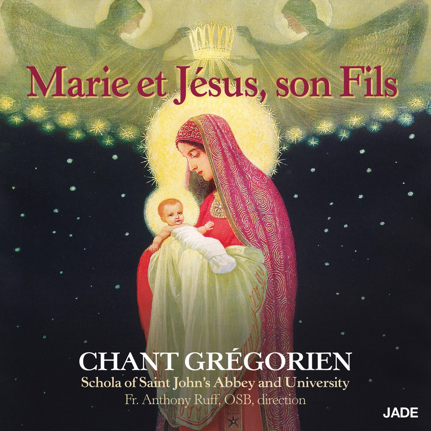 Chant CD French