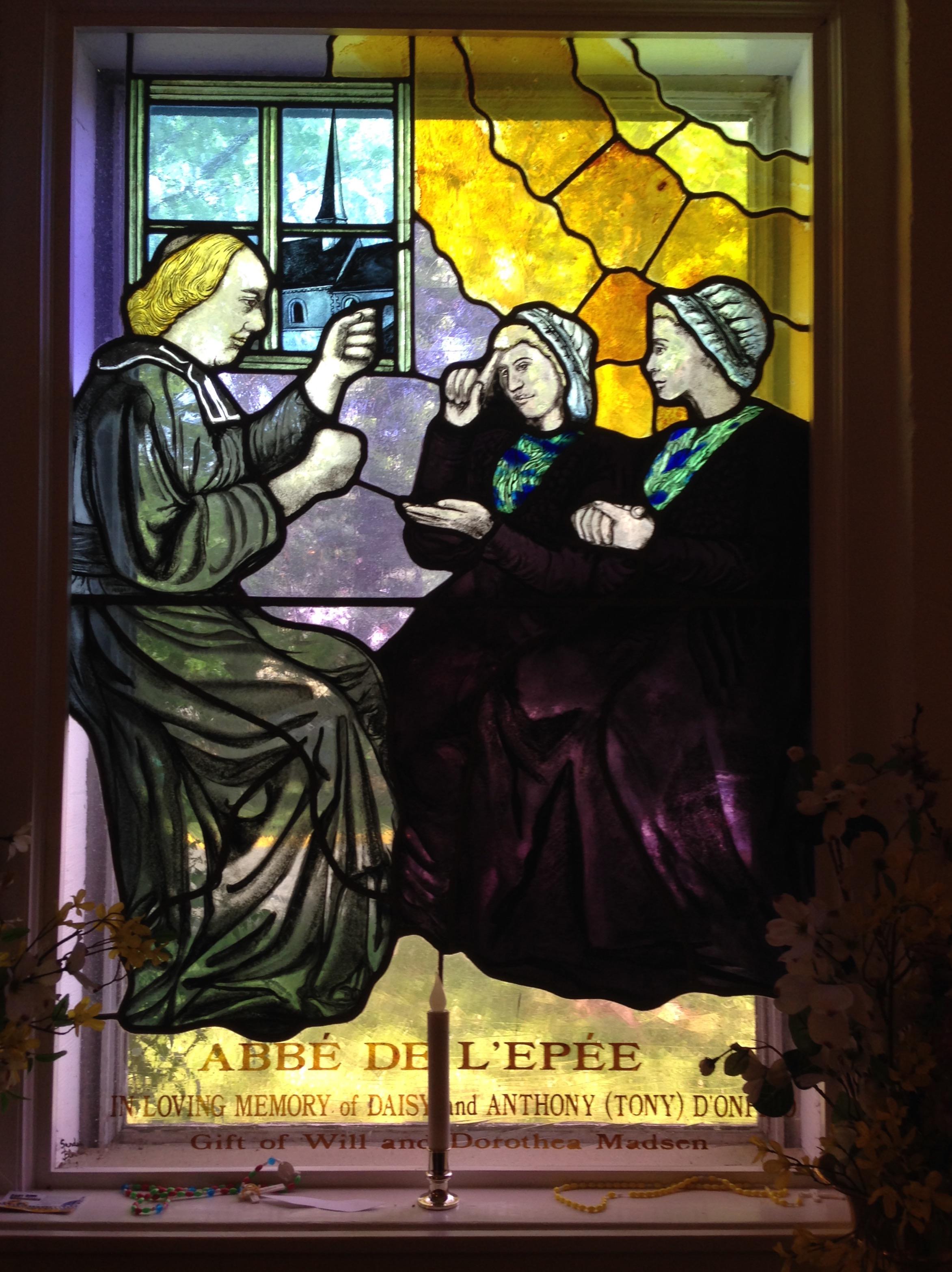 L'epee window