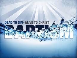 Lent Baptism