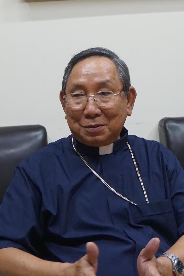 Bishop Ling