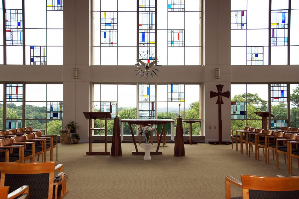 Assumption Chapel, Caritas Christi, Greensburg, PA