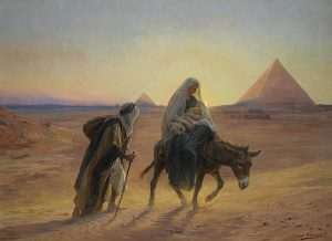 Flight into Egypt