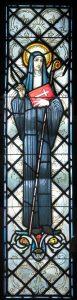 St. Hildegard Window