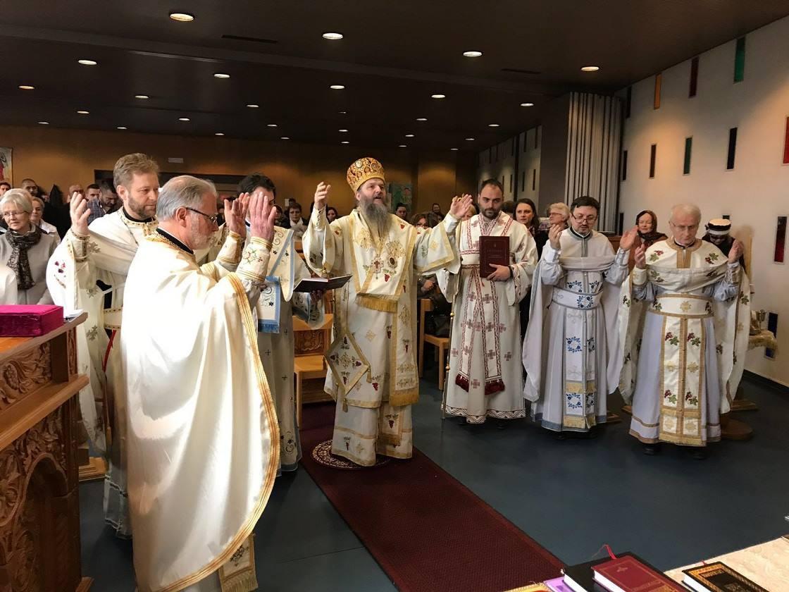 Orthodox Concelebration