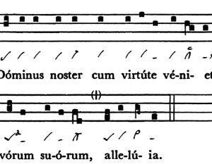 Graduale Novum. Editio magis critica iuxta SC 117. Tomus II: De feriis et sanctis, p. 232. (c) ConBrio Verlagsgesellschaft/Libreria Editrice Vaticana 2018.