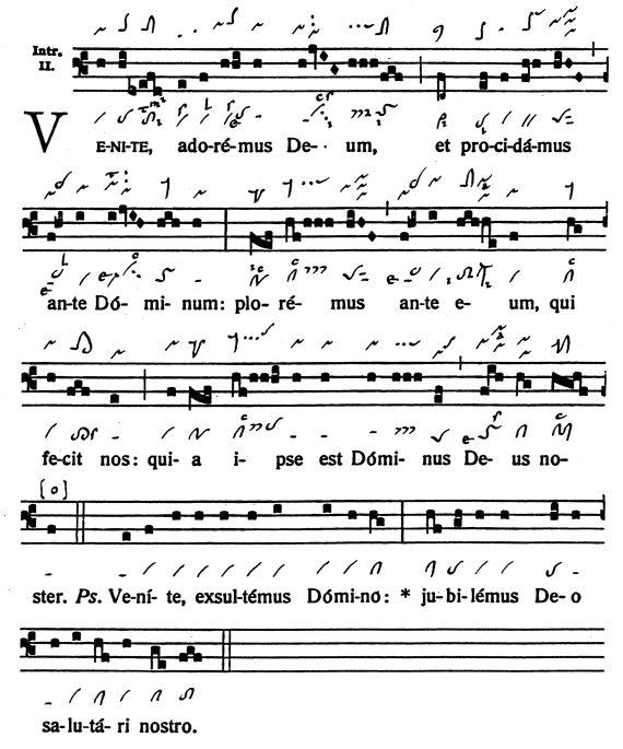 Graduale Novum. Editio magis critica iuxta SC 117. Tomus I: De dominicis et festis, p. 238. (c) ConBrio Verlagsgesellschaft/Libreria Editrice Vaticana 2011.