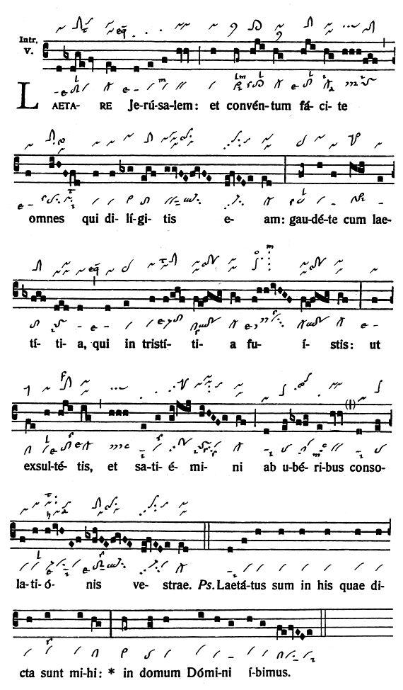 Graduale Novum. Editio magis critica iuxta SC 117. Tomus I: De dominicis et festis, p. 83-84. (c) ConBrio Verlagsgesellschaft/Libreria Editrice Vaticana 2011.