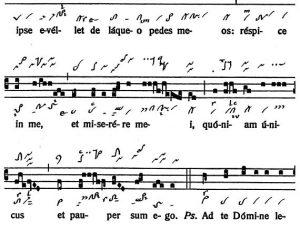 Graduale Novum. Editio magis critica iuxta SC 117. Tomus I: De dominicis et festis, p. 75-76. (c) ConBrio Verlagsgesellschaft/Libreria Editrice Vaticana 2011.