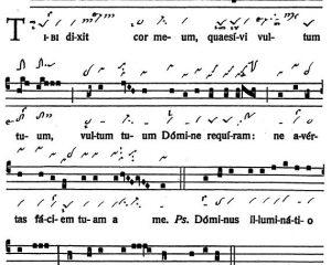 Graduale Novum. Editio magis critica iuxta SC 117. Tomus I: De dominicis et festis, p. 69-70. (c) ConBrio Verlagsgesellschaft/Libreria Editrice Vaticana 2011.
