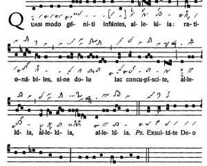 Graduale Novum. Editio magis critica iuxta SC 117. Tomus I: De dominicis et festis, p. 189. (c) ConBrio Verlagsgesellschaft/Libreria Editrice Vaticana 2011.