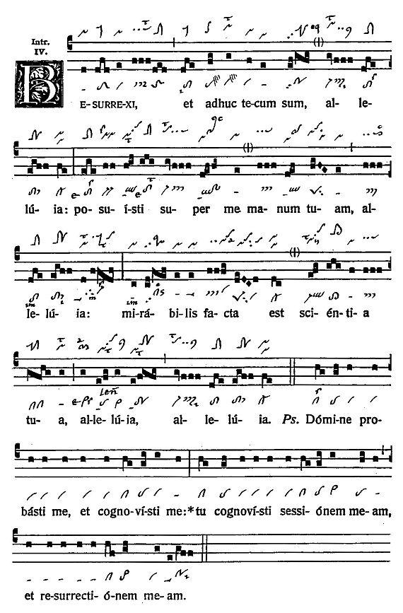 Graduale Novum. Editio magis critica iuxta SC 117. Tomus I: De dominicis et festis, p. 165. (c) ConBrio Verlagsgesellschaft/Libreria Editrice Vaticana 2011.