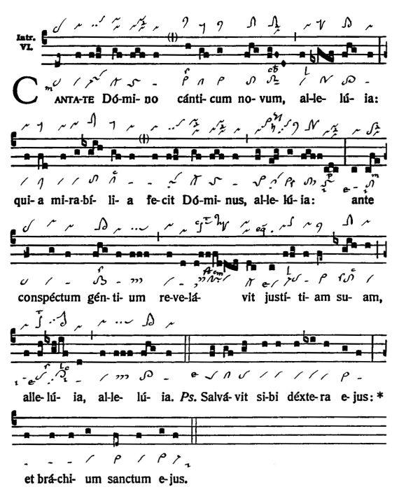 Graduale Novum. Editio magis critica iuxta SC 117. Tomus I: De dominicis et festis, p. 198. (c) ConBrio Verlagsgesellschaft/Libreria Editrice Vaticana 2011.