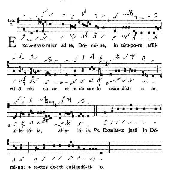 Graduale Novum. Editio magis critica iuxta SC 117. Tomus II: De feriis et sanctis, p. 251. (c) ConBrio Verlagsgesellschaft/Libreria Editrice Vaticana 2018.