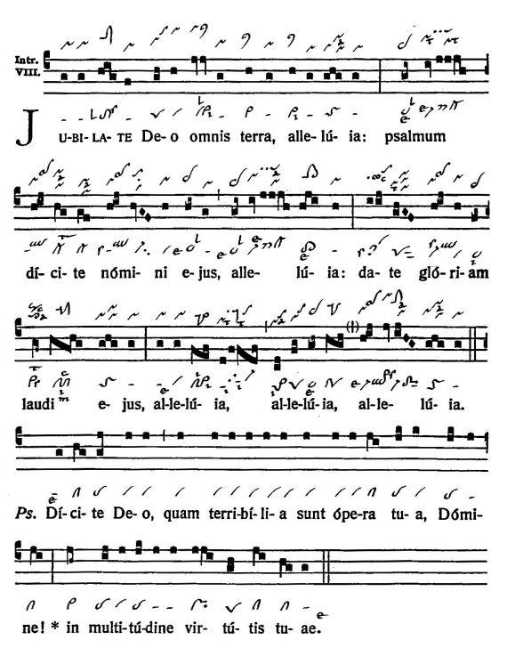Graduale Novum. Editio magis critica iuxta SC 117. Tomus I: De dominicis et festis, p. 191-192. (c) ConBrio Verlagsgesellschaft/Libreria Editrice Vaticana 2011.