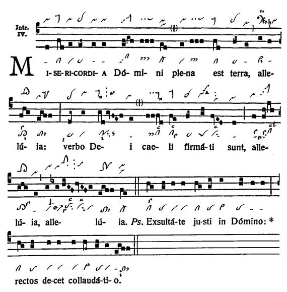 Graduale Novum. Editio magis critica iuxta SC 117. Tomus I: De dominicis et festis, p. 195-196. (c) ConBrio Verlagsgesellschaft/Libreria Editrice Vaticana 2011.