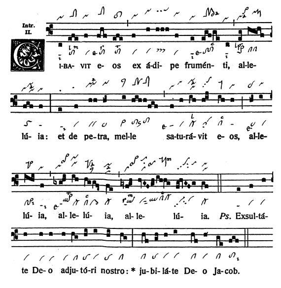 Graduale Novum. Editio magis critica iuxta SC 117. Tomus I: De dominicis et festis, p. 364. (c) ConBrio Verlagsgesellschaft/Libreria Editrice Vaticana 2011.