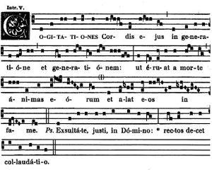 Graduale Novum. Editio magis critica iuxta SC 117. Tomus I: De dominicis et festis, p. 370. (c) ConBrio Verlagsgesellschaft/Libreria Editrice Vaticana 2011.