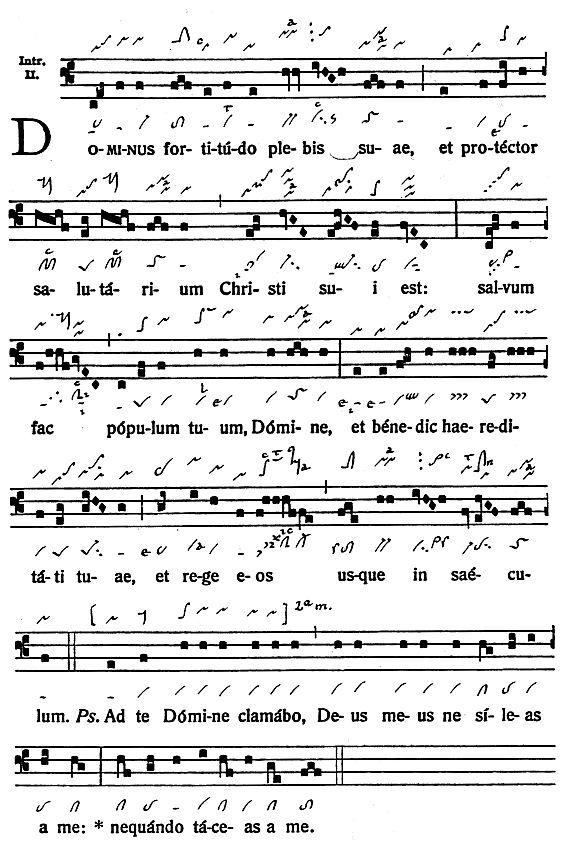 Graduale Novum. Editio magis critica iuxta SC 117. Tomus I: De dominicis et festis, p. 272. (c) ConBrio Verlagsgesellschaft/Libreria Editrice Vaticana 2011.