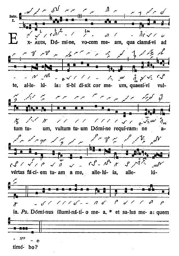 Graduale Novum. Editio magis critica iuxta SC 117. Tomus I: De dominicis et festis, p. 213-214. (c) ConBrio Verlagsgesellschaft/Libreria Editrice Vaticana 2011.
