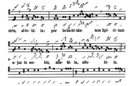 Graduale Novum. Editio magis critica iuxta SC 117. Tomus I: De dominicis et festis, p. 361. (c) ConBrio Verlagsgesellschaft/Libreria Editrice Vaticana 2011.
