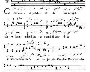 Graduale Novum. Editio magis critica iuxta SC 117. Tomus II: De feriis et sanctis, p. 260-274. (c) ConBrio Verlagsgesellschaft/Libreria Editrice Vaticana 2018.