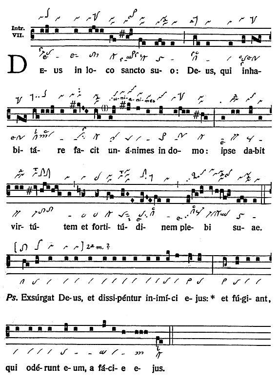 Graduale Novum. Editio magis critica iuxta SC 117. Tomus I: De dominicis et festis, p. 32-33. (c) ConBrio Verlagsgesellschaft/Libreria Editrice Vaticana 2011.