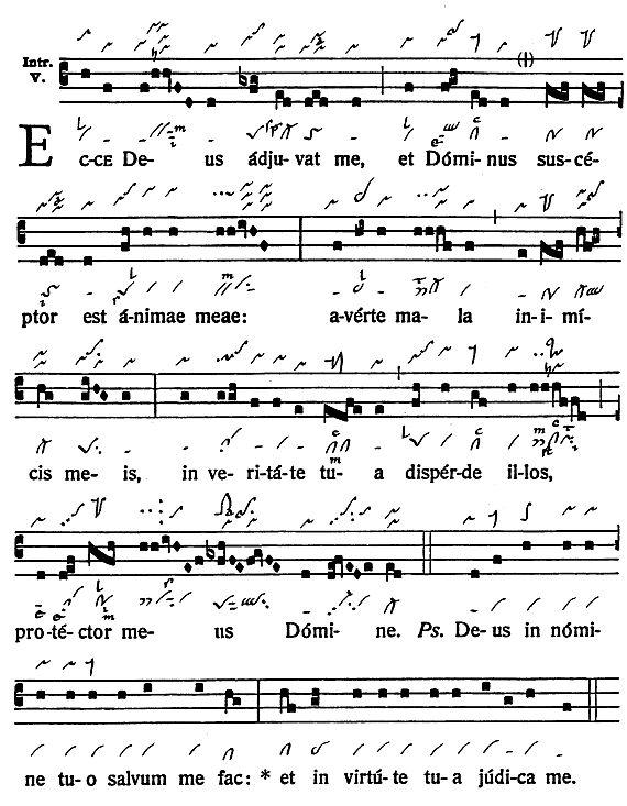 Graduale Novum. Editio magis critica iuxta SC 117. Tomus I: De dominicis et festis, p. 289. (c) ConBrio Verlagsgesellschaft/Libreria Editrice Vaticana 2011.