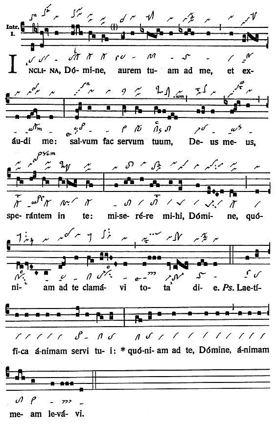 Graduale Novum. Editio magis critica iuxta SC 117. Tomus I: De dominicis et festis, p. 314-315. (c) ConBrio Verlagsgesellschaft/Libreria Editrice Vaticana 2011.