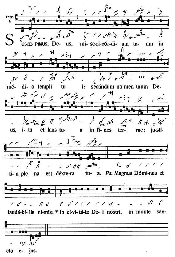 Graduale Novum. Editio magis critica iuxta SC 117. Tomus I: De dominicis et festis, p. 280-281. (c) ConBrio Verlagsgesellschaft/Libreria Editrice Vaticana 2011.