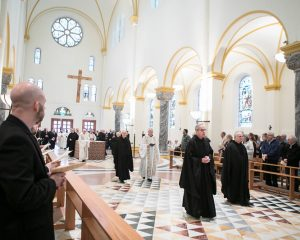 Saint Meinrad Monks