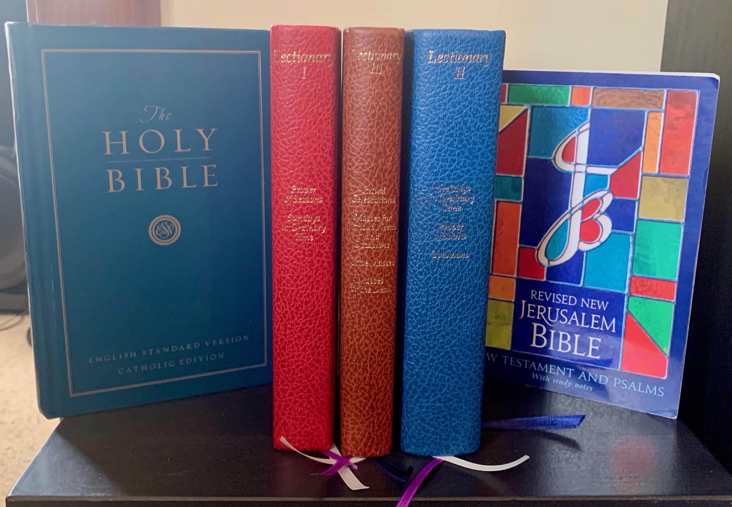 RNJB versus ESV - PrayTellBlog