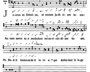 Graduale Novum. Editio magis critica iuxta SC 117. Tomus I: De dominicis et festis, p. 321-322. (c) ConBrio Verlagsgesellschaft/Libreria Editrice Vaticana 2011.