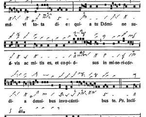 Graduale Novum. Editio magis critica iuxta SC 117. Tomus I: De dominicis et festis, p. 318-319. (c) ConBrio Verlagsgesellschaft/Libreria Editrice Vaticana 2011.