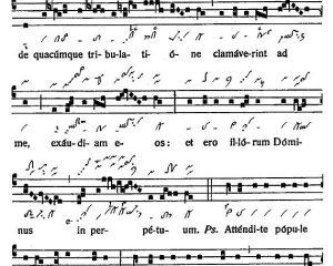Graduale Novum. Editio magis critica iuxta SC 117. Tomus I: De dominicis et festis, p. 328. (c) ConBrio Verlagsgesellschaft/Libreria Editrice Vaticana 2011.