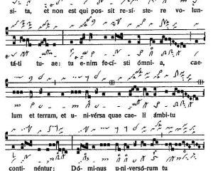 Graduale Novum. Editio magis critica iuxta SC 117. Tomus I: De dominicis et festis, p. 335-336. (c) ConBrio Verlagsgesellschaft/Libreria Editrice Vaticana 2011.