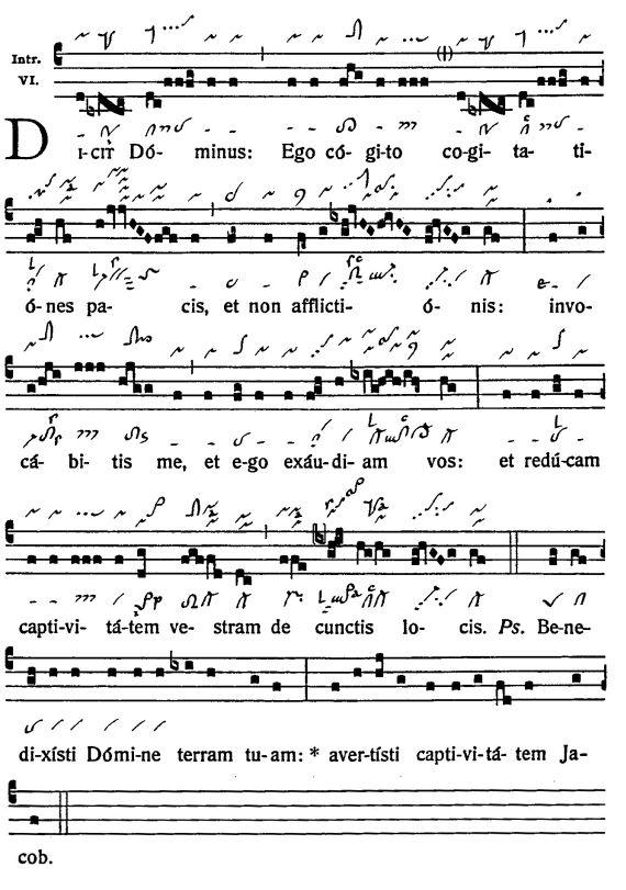 Graduale Novum. Editio magis critica iuxta SC 117. Tomus I: De dominicis et festis, p. 355-356. (c) ConBrio Verlagsgesellschaft/Libreria Editrice Vaticana 2011.