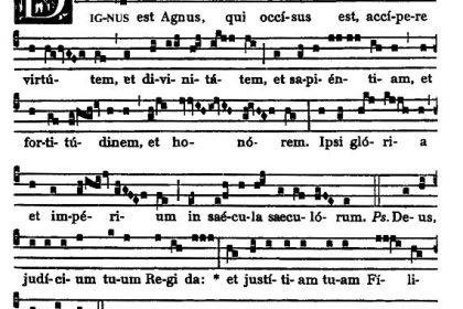 Graduale Novum. Editio magis critica iuxta SC 117. Tomus I: De dominicis et festis, p. 372-373. (c) ConBrio Verlagsgesellschaft/Libreria Editrice Vaticana 2011.