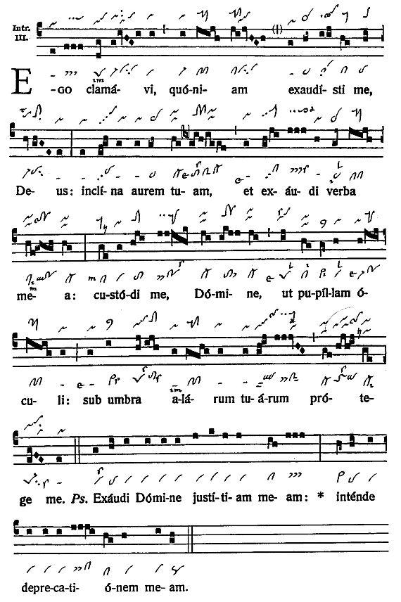 Graduale Novum. Editio magis critica iuxta SC 117. Tomus I: De dominicis et festis, p. 342-343. (c) ConBrio Verlagsgesellschaft/Libreria Editrice Vaticana 2011.