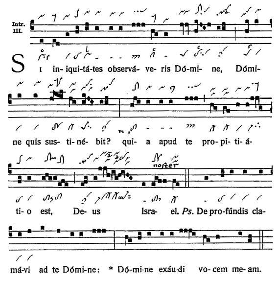 Graduale Novum. Editio magis critica iuxta SC 117. Tomus I: De dominicis et festis, p. 262-263. (c) ConBrio Verlagsgesellschaft/Libreria Editrice Vaticana 2011.