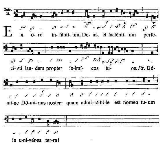 Graduale Novum. Editio magis critica iuxta SC 117. Tomus II: De feriis et sanctis, p. 316-317. (c) ConBrio Verlagsgesellschaft/Libreria Editrice Vaticana 2018.