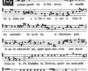 Graduale Novum. Editio magis critica iuxta SC 117. Tomus II: De feriis et sanctis, p. 310. (c) ConBrio Verlagsgesellschaft/Libreria Editrice Vaticana 2018.