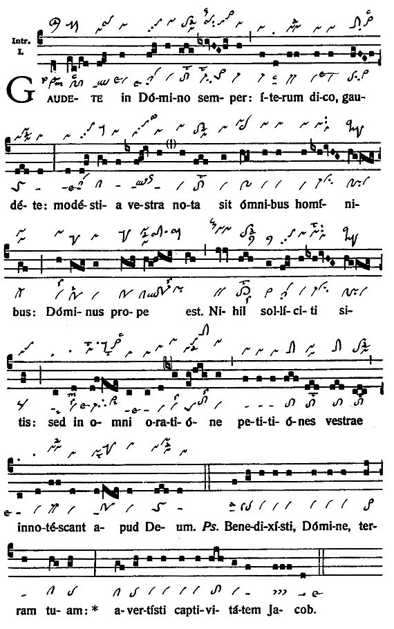 Graduale Novum. Editio magis critica iuxta SC 117. Tomus I: De dominicis et festis, p. 11. (c) ConBrio Verlagsgesellschaft/Libreria Editrice Vaticana 2011.